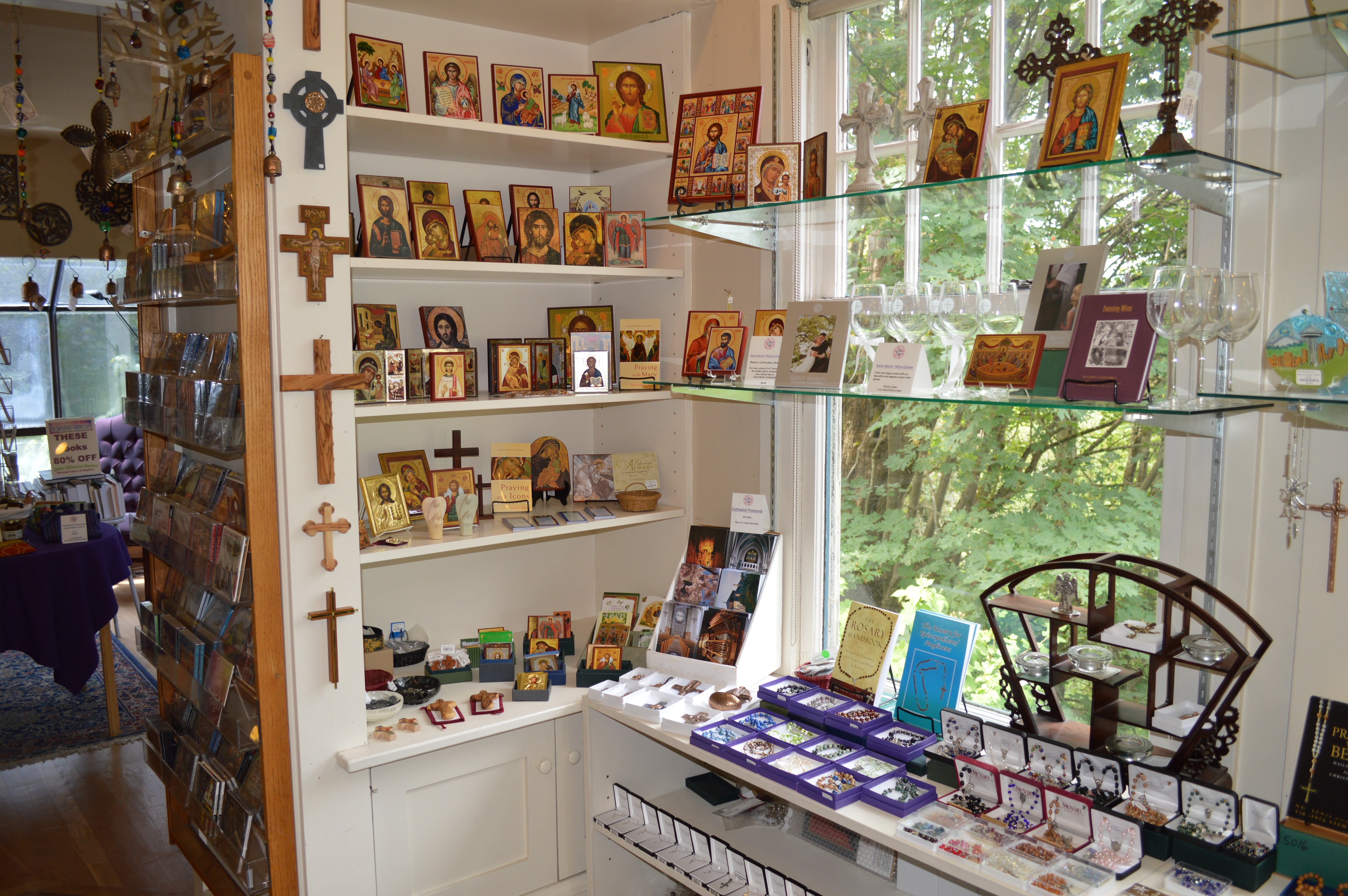 Cathedral Shop Saint Marks Cathedral